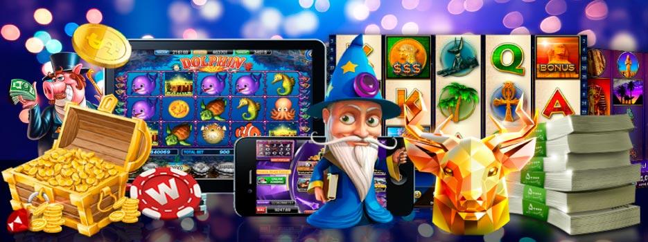 Играть в автоматы казино на деньги