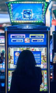 Игровой автомат призрак оперы