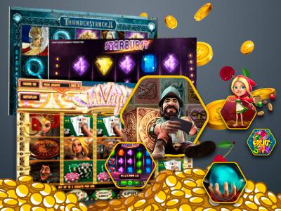 Online casino с выводом денег