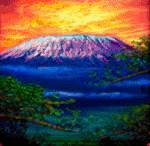 Скаттер - горные пейзажи
