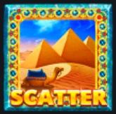 Скаттер символ - Пирамиды