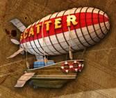 Скаттер - дирижабль